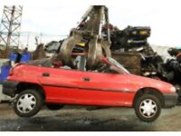 SCRAP CAR & VANS WANTED, ANYTHING CONSIDERED