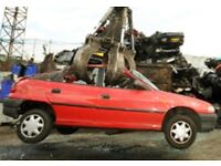 SCRAP DAMAGED ABANDONED CARS, SCRAP CARS VANS WANTED.