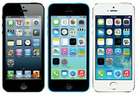 iphone 5, 5c, 5s  screen replacement , 75
