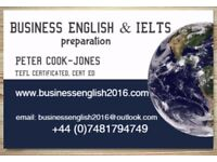 English Language help available for with TEFL qualified tutor