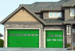 GARAGE DOOR SERVICE & SALE