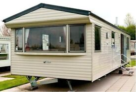 Pre loved Static Caravan for sale on Rockley Park, Poole Dorset, Poole Harbour