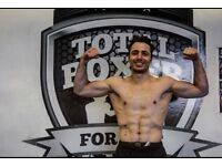 Professional Boxer available for Personal Training across London. 1-2-1, group, bring a friend FREE