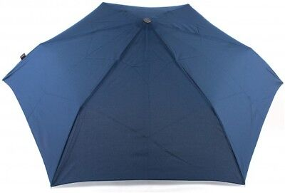 Knirps Umbrella Business Line Flat Duomatic Navy