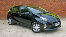2013 Toyota Prius c NHP10R I-Tech Black Constant Variable Hatchback Upper Ferntree Gully Knox Area Preview
