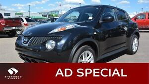2014 Nissan JUKE SL AWD LEATHER NAVI Leather,  Heated Seats,  Su