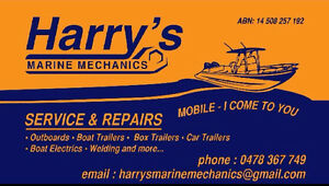 Harry's Marine Mechanics Currumbin Gold Coast South Preview