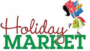 LOOKING FOR VENDORS for HOLIDAY MARKET Peterborough Peterborough Area image 1