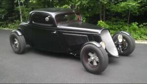 1933 ford coupe hot rod