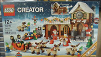 Lego 10245 NOËL L'atelier du Père Noël RARE BNIB NEUF
