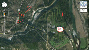5.47 Acres land in Christina Lake BC.