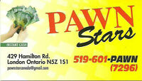 Get a Pawn Loan for Fast Cash Now!
