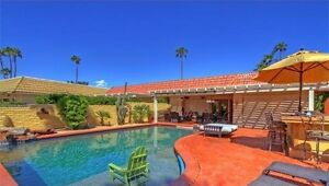 Avail Nov, Dec, Jan Private Golf Club Pool Home in Palm Desert