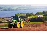 Volunteer Agricultural/Farm work