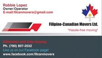 Filipino Movers, Towing and Junk Removal