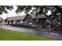 Waiting Staff needed for a busy hotel/pub in East Loch Lomond