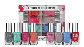 Brand new Gelly nail gift set