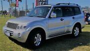 2006 Mitsubishi Pajero NP MY06 VR-X LWB (4x4) Silver 5 Speed Auto Sports Mode Wagon Wangara Wanneroo Area Preview