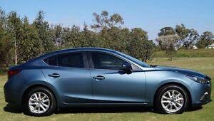 2014 Mazda 3 BM5278 Maxx SKYACTIV-Drive Blue 6 Speed Sports Automatic Sedan Bundaberg West Bundaberg City Preview