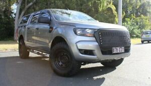 2015 Ford Ranger PX MkII XL 6 Speed Sports Automatic Cab Chassis Southport Gold Coast City Preview