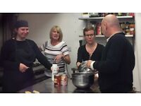 Volunteers for busy kitchen MONDAYS in thriving community project in city centre.