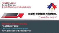 FILIPINO-CANADIAN MOVERS AND JUNK REMOVAL AND TOWING