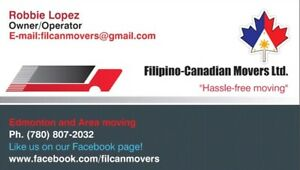 Filipino Movers, Towing & Junk Removal