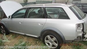 WRECKING-AUDI-QUATTRO-ALLROAD-2005-MODEL-2-7-litre-V6-FOR-SALE-1-TURBOCHARGER