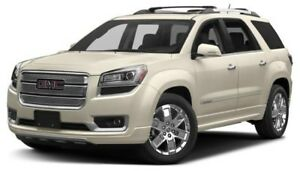 2014 GMC Acadia Denali DENALI, ONE OWNER, FULLY EQUIPPED WITH...