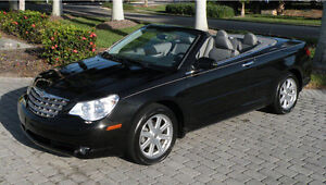 2008 chrysler convertible