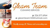 Residential/office cleaning