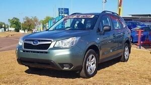 2014 Subaru Forester S4 MY14 2.5i-L Lineartronic AWD Green 6 Speed Constant Variable Wagon Berrimah Darwin City Preview