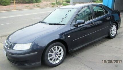 2004 Saab 9-3 MY04 Vector 2.0T Blue Mica 5 Speed Automatic Sedan Mount Lawley Stirling Area Preview