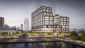High Demand ~ Toronto's Waterfront Community ~ Own from 250k!