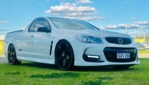 2015 Holden Ute VF II MY16 SS Ute White 6 Speed Manual Utility Kenwick Gosnells Area Preview