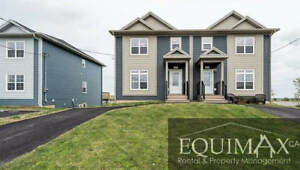 ONLY $1695  NEW CONSTRUCTION HOMES IN GOVENORS BROOK - MAY 1ST