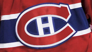 2 Billets Canadiens vs Kings Los Angeles 26 oct section GRIS 327