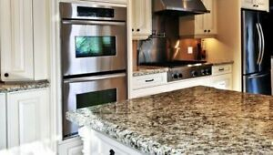 granite countertops - Kitchen, bathroom, fireplace, bbq
