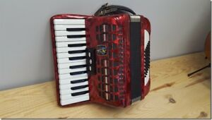 48 Bass German Weltmeister Piano Accordion $275.00