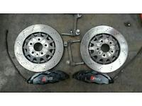 Audi rs3 discs and calipers