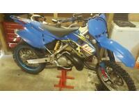 TM 250 2 stroke. 2000 model.