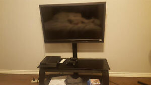 "Sony Bravia 42"" with TV stand"