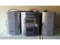 Panasonic CD Stereo System SA-PM11