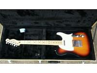 Fender Telecaster with Hard Case