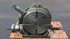 "INDEXING ROTARY TABLE 10"" BED"