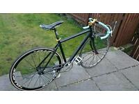 Road bicycle single speed