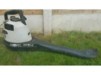 Stihl petrol blower ( swap petrol chainsaw & lawnmower )