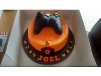 Special occasion cakes : for children and grown ups who love cakes!