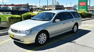 2003 Ford Falcon Wagon Surry Hills Inner Sydney Preview