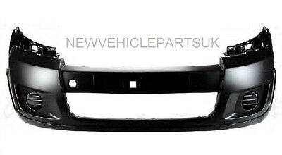 Peugeot Expert 2007-2016 Front Bumper Black Insurance Approved High Quality New